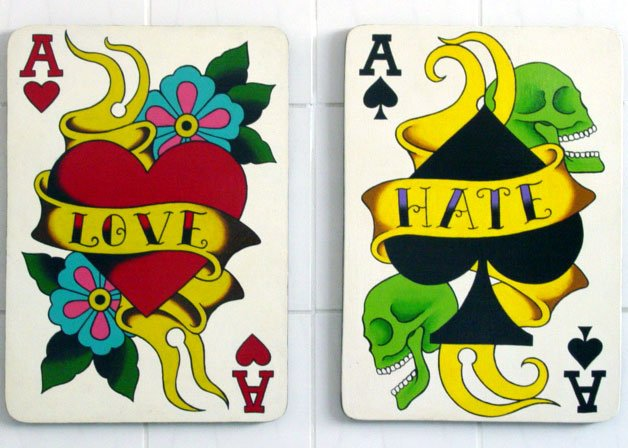 Are You Living the Thin Line Between Love & Hate