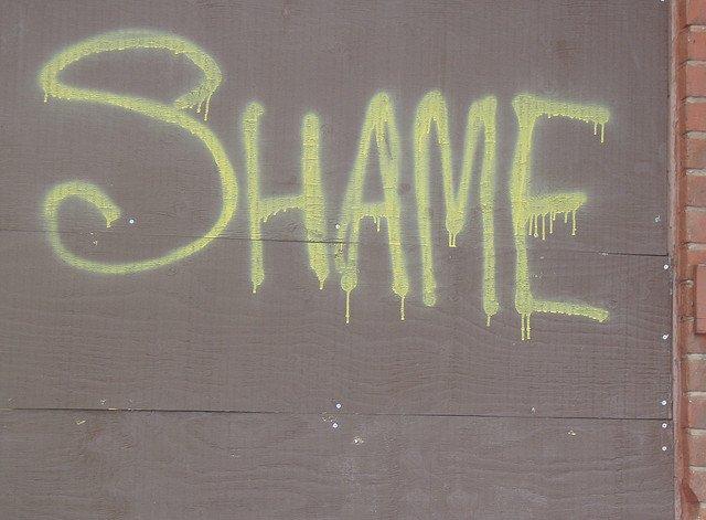 Shame on You?