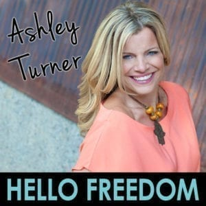 Ashley Turner on Hello Freedom with Terri Cole
