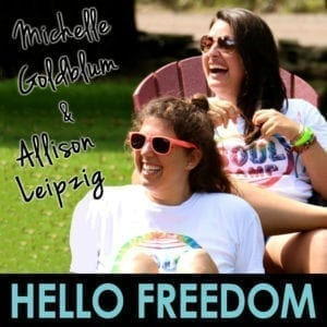 Soul Camp founders Michelle Goldblum & Allison Leipzig on Hello Freedom with Terri Cole