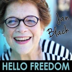 Jan Black on Hello Freedom with Terri Cole
