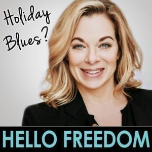 Holiday Blues on Hello Freedom with Terri Cole