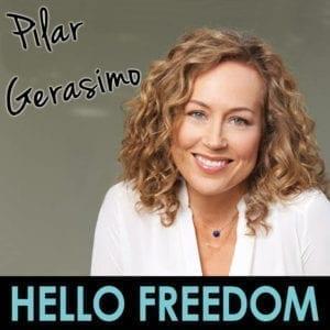Pilar Gerasimo on Hello Freedom with Terri Cole