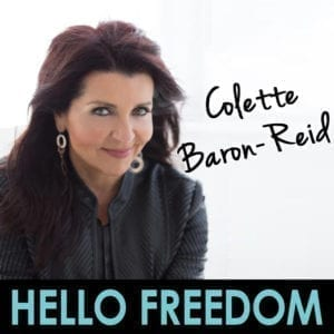 Colette Baron-Reid on Hello Freedom with Terri Cole