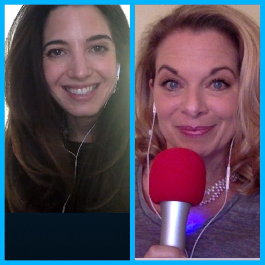 Marie Forleo of B School on Hello Freedom with Terri Cole