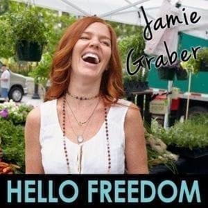 Jamie Graber on Hello Freedom with Terri Cole