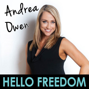 Andrea Owen on Hello Freedom with Terri Cole