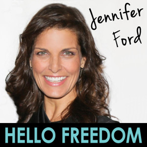 Jennifer Ford on Hello Freedom with Terri Cole