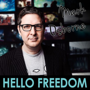 Mark Osborne on Hello Freedom with Terri Cole