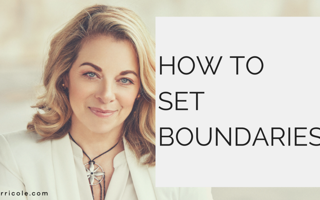 Setting Personal and Emotional Boundaries