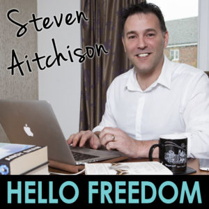 Steven Aitchison on Hello Freedom with Terri Cole