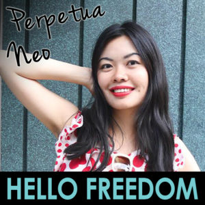 Dr. Perpetua Neo on Hello Freedom with Terri Cole