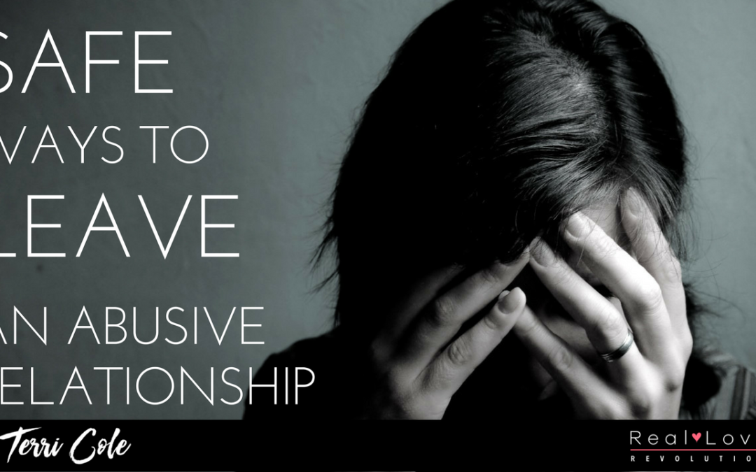 How to Safely Leave an Abusive Relationship