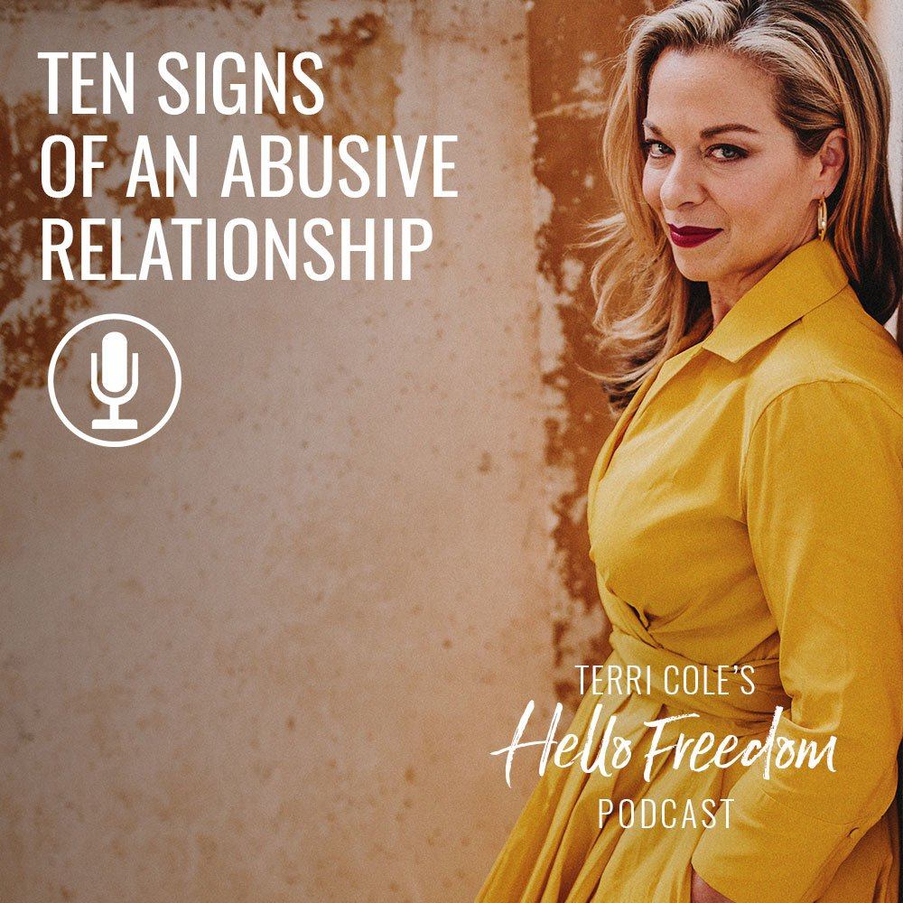 Images - Ten signs of an abusive relationship