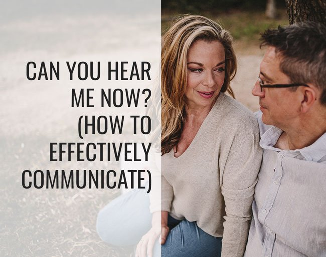 dating and effective communication