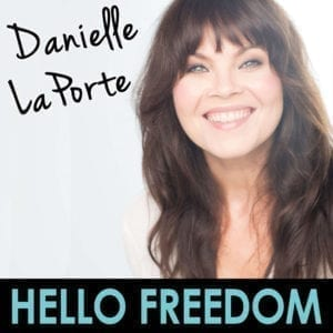 Danielle LaPorte on Hello Freedom with Terri Cole