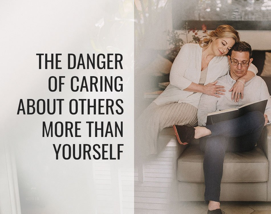 caring about others
