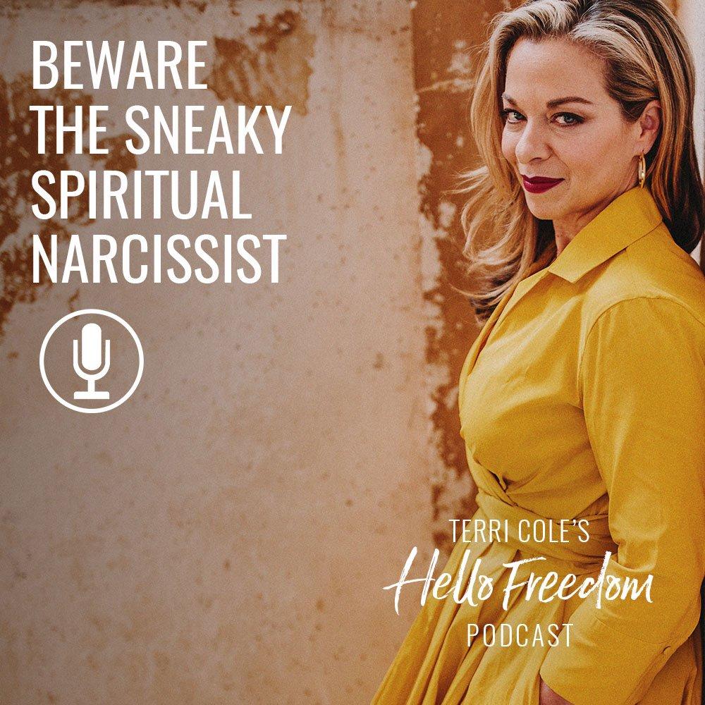 spiritual narcissist