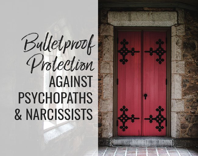 psychos and narcissists