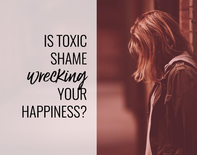 Is Toxic Shock Ruining Your Happiness