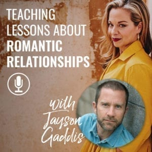 Jayson Gaddis on Hello Freedom with Terri Cole