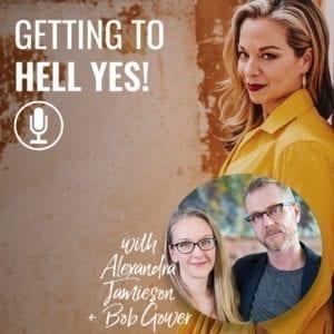 Alexandra Jamieson and Bob Gower on Hello Freedom with Terri Cole